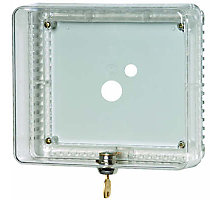HONEYWELL TG511A1000 Medium Universal Thermostat Guard with Clear Cover