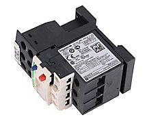 Schneider Electric 102398-02 Motor Overload Protector, 3 Phase Bimetallic Thermal Overload Relay, 1/1.6 Amps, Class 10