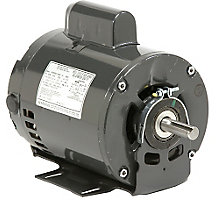 Emerson 1893 Motor, 3/4HP, 208-230 Volts, 1725 RPM, 5.7-11.4 Amps