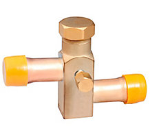 "3/4"" SMV Series Bar-Stock Service Valve"
