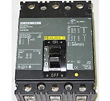 102528-06, Circuit Breaker, 3 Pole, 45A, 600V, Type FAP, Molded Case