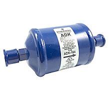 "Sporlan 69H1001 Catch-All Liquid Line Filter Drier, 16 cu in, 1/2"" ODF Solder, 11 Tons"