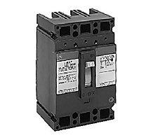 69J9301, Circuit Breaker, 3 Pole, 90A, 480V, Common Trip, Molded Case