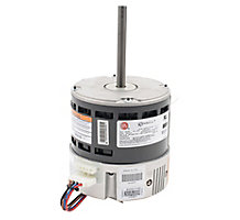 Emerson M055PWCTG-0292 Blower Motor Replacement Kit, 1/2HP,  Variable Speed, 120-240 Volts, 1250 RPM, 3.9-6.2 Amps