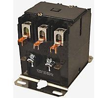 72P5401 Contactor, 3 Pole, 120 Volts, 30 Amps