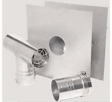 Horizontal Unit/Radiant Heater Vent Kit