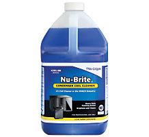 Nu-Calgon 4291-08, Nu-Brite Condenser Coil Cleaner, 1 gal.