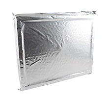 "Healthy Climate PureAir LB-101919 21"" x 26"" x 2"" Metal Mesh Insert for PCO-20C"