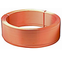 """7/8"""" Level Wound Copper Tube Smooth ID"""" Wall Thickness .018"""" - .065"""""""