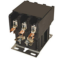 77X5701 Contactor, 3 Pole, 120 Volts, 60 Amps