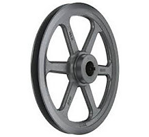 """Browning BK75H Pulley, 0.375-1.5"""" Bore, 7.25"""" O.D."""
