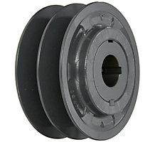 """Browning 2VP71X 1 5/8 Pulley, 1.625"""" Bore, 7.1"""" O.D."""
