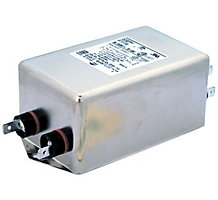 Lennox 79J2001 Dual Stage RFI Power Line Filter for Switching Mode Power Supplies, 10 Amp, 250VAC