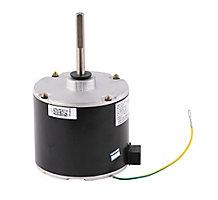Interlink 79J8101, Condenser Fan Motor, 1/3 HP, 208-230/1, 1075 RPM