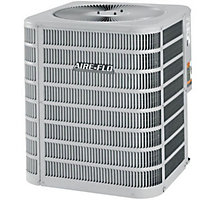 4HP14L18P, Heat Pump, Louvered Cabinet, 14 SEER, 1.5 Ton, R-410A