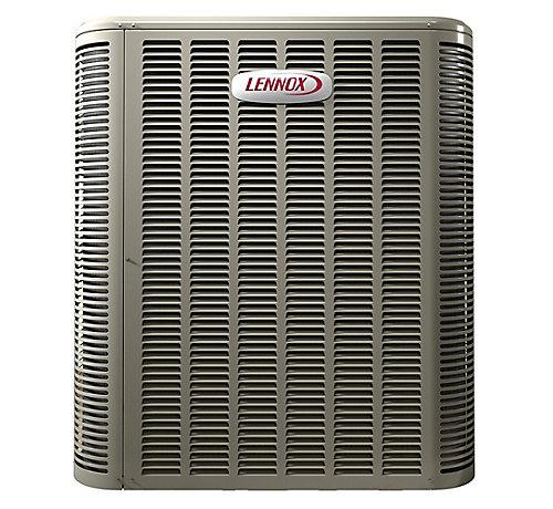 14hpx 048 230 heat pump 14 seer 4 ton r 410a merit for Lennox program