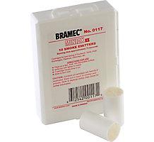 Bramec 0117 Smoke Emitter, 600 Cubic Feet, 75 Second Burn Time, 10 Pack