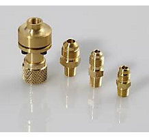 "CPS VPAS8 3/8"" Femail Knurl Nut Anti-Siphon Valve Kit"