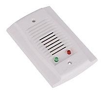 Remote Annunciator with Piezo Alarm