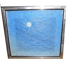 "Dynamic 1P1919C24 19-3/8"" x 19-3/8"" x 1"" Polarized Media Air Cleaner, 24Volt"