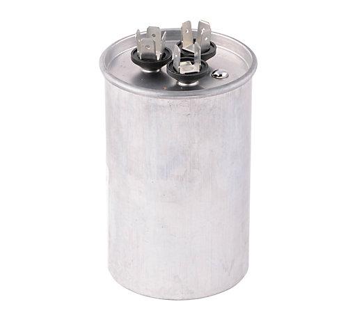 100335-12, Dual Run Capacitor, 45/5 MFD, 440V, Round | LennoxPROs com