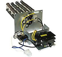 Electric Heat - 7.5 KW - 208/240V-1PH - ECB25-7.5CB (Crt Bkr)