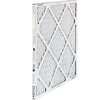 """Healthy Climate 91X25 18"""" x 25"""" x 1""""  Pleated Air Filter, MERV 8, 1563 CFM, 4-Pack"""