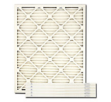 """Healthy Climate 91X26 25"""" x 25"""" x 1"""" Pleated Filter, MERV 8, 4 Pack"""