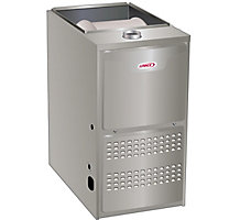 ML180DF110XP60C, 80% AFUE, Downflow, Gas Furnace, PSC, 110,000 Btuh, 5 Ton, Low Nox, Merit Series