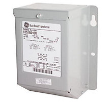 General Electric 94C7901 Transformer, 600 Volts Primary, 120/240 Volts Secondary, 1500 VA