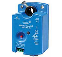 Electric Non-spring Return Actuator, On-Off/Floating Type, 24V, 50/60 Hz, 60 Sec. Timing