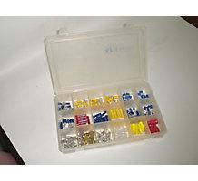 Monti Associates MA02652-2 Terminal Kit, 175 Pieces