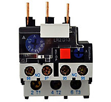 Lennox 99K3001 Overload Protector, 3 Phase Bimetallic Thermal Overload Relay, Adjustable Trip Range 6.3-10 Amps, Class 10