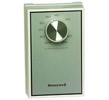 Honeywell H46C1166/U Dehumidistat Humidity Controller, 24/120/240 Volts, 60 Hz, SPST