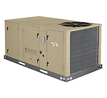 LGH060H4ES, Gas/Electric, Packaged Rooftop Unit, High Efficiency, 17 SEER, 5 Ton, 65,000 Btuh, R-410A, Energence