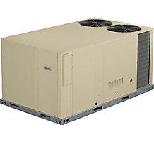 KGA092S4M, Gas/Electric, Packaged Rooftop Unit, Standard Efficiency, 13.0 IEER, 7.5 Ton, 130,000 Btuh, R-410A, Landmark