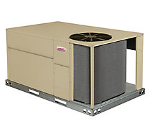 ZCA072S4B, Electric/Electric, Packaged Rooftop Unit, Standard Efficiency, 12 SEER, 6 Ton, R-410A, Raider