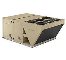 LGH180H4B, Gas/Electric, Packaged Rooftop Unit, High Efficiency, 13.5 IEER, 15 Ton, 480,000 Btuh, R-410A, Energence