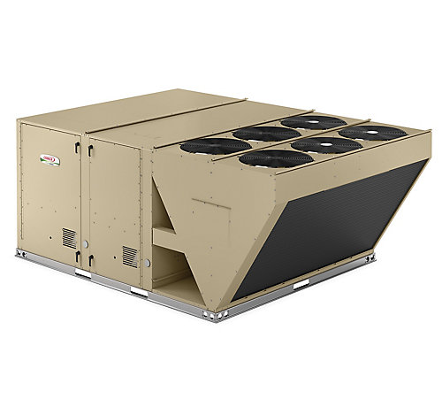 Lgh240h4b Gas Electric Packaged Rooftop Unit High