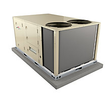 LGH092H4, Gas/Electric, Packaged Rooftop Unit, High Efficiency, 7.5 Ton, R-410A, Energence