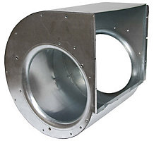 """Morrison Products 103119-01 Blower Housing and Wheel, 11"""" x 10"""""""