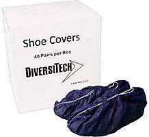 Diversitech SC-1 Shoe Covers, Dark Blue, 50 Pairs