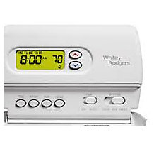 White Rodgers 1F81-261, Programmable Thermostat, 5-1-1 Day, Multi-Stage