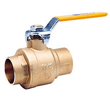 "WC FBV-3  3/4""BALL VALVE NPT 2-PC FEMALE"