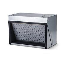 2 - 2.5 Ton Horizontal Plenum / Heating Module Air Handler, 356 x 635 mm Filter Size