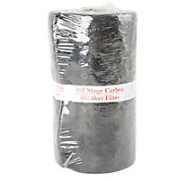 "Healthy Climate 93017-21 8"" HEPA Charcoal Inner Filter"