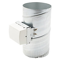 "IAQ 6""  Round Ventilation Damper (Normally Closed/Power Open) 24V 6W"