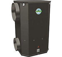 Healthy Climate HEPA-20 Bypass Air Filtration System, 180 CFM