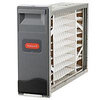 """Honeywell F100F2036 20"""" x 20"""" Media Air Cleaner, 4"""" Extended Media, MERV 11, 1400 CFM"""