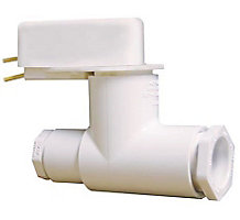 "In-line Condensate Overflow Safety Switch, 72"" Wire, 24 VAC, 5 Amps"